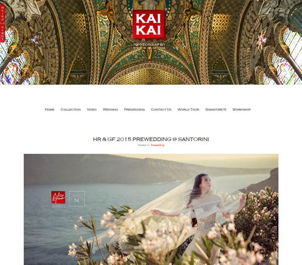 KAIKAI婚礼摄影【含手机版】